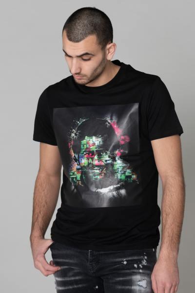 Tee Shirt Homme horspist PABLO BLACK