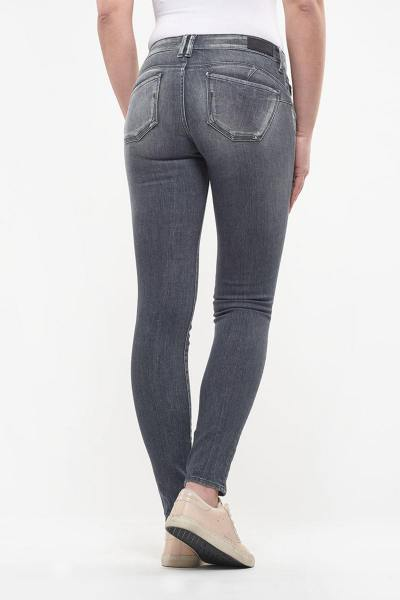 Jean slim stretch avec effet push-up