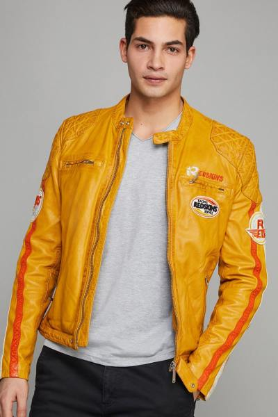 herren Jacke redskins RAFTER CALISTA 2 YELLOW              title=