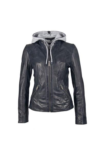 Blouson Femme deercraft DROPPY NSLONTV LIGHT NAVY