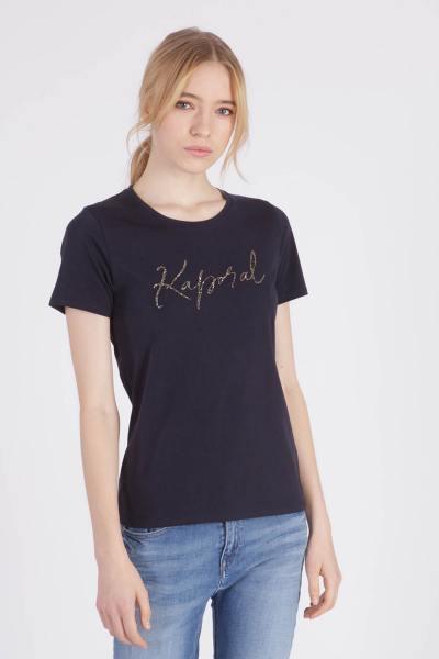 Tee Shirt Femme Kaporal RAXI MARINE