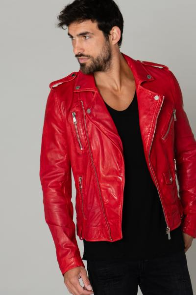 herren Jacke redskins SPEEDSTER RETRO RED              title=