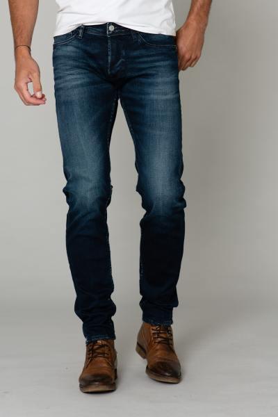 Verblasste Blue Jeans der Männer              title=