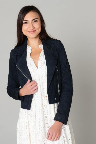 damen Jacke oakwood ZULINA BLEU 534              title=