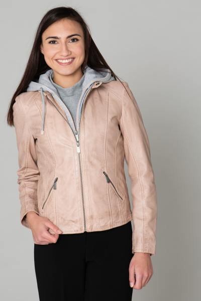 damen Jacke deercraft DROPPY NSLONTV ROSE              title=
