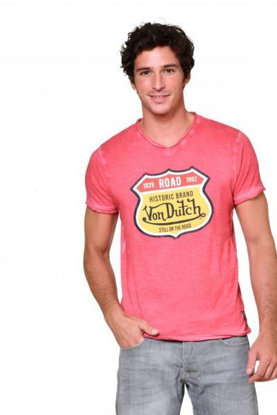 herren T-shirt von dutch TSHIRT HYST R              title=