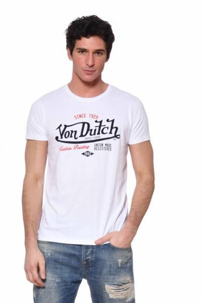 herren T-shirt von dutch TSHIRT PAINT OFW              title=