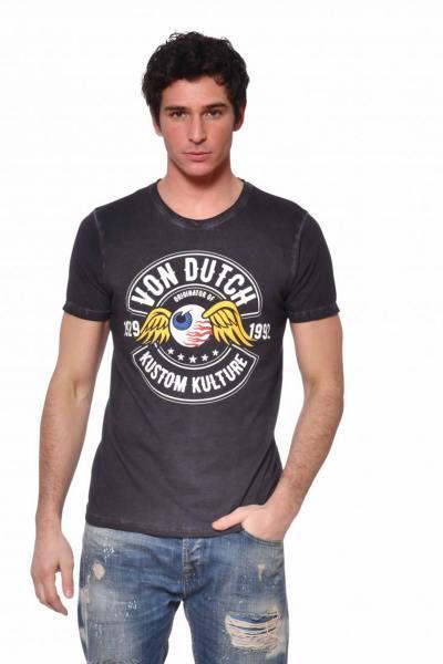 herren T-shirt von dutch TSHIRT RALF DG              title=