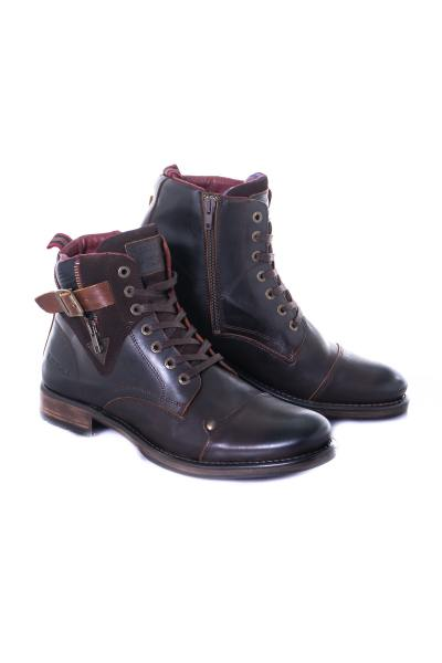 Chaussures homme marron               title=