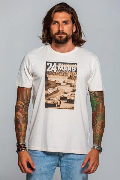 24-Stunden-Rennen von Le Mans Vintage tshirt              title=