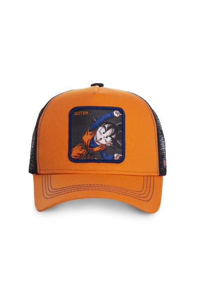 Casquette orange Goten Dragon Ball              title=