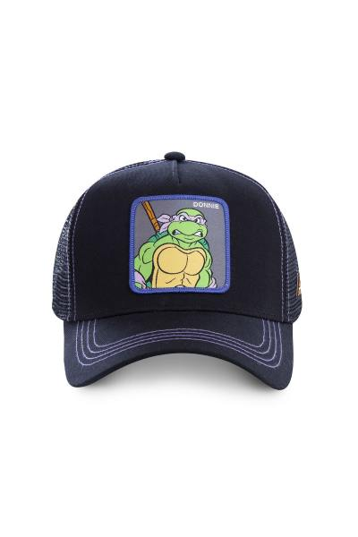 Casquette Donnie Tortues Ninja              title=