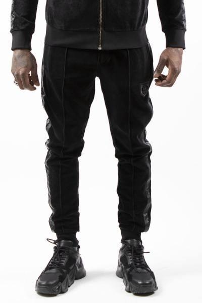 Pantalon de survêtement effet python              title=