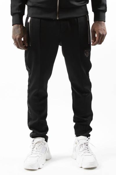 Pantalon de jogging slim noir              title=