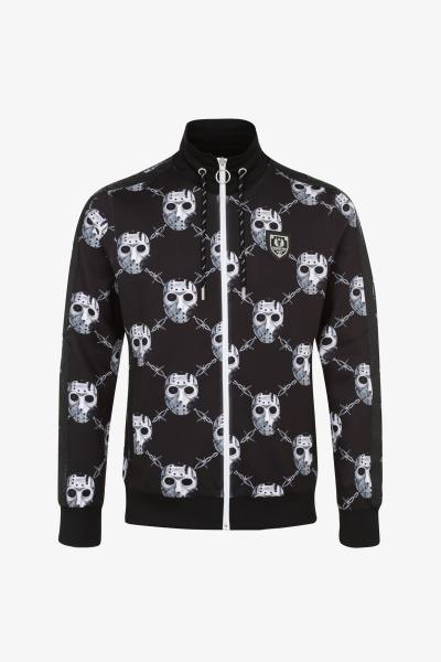 Veste jogging Masque Jason              title=