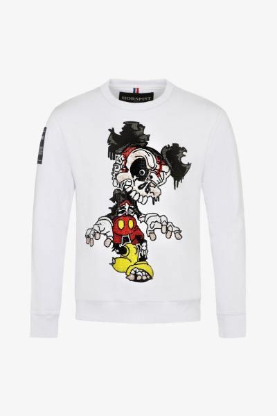 Sweatshirt Untote Mickey