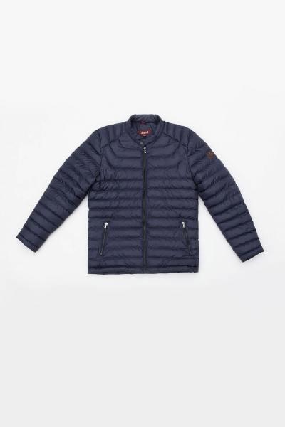Leichte Jacke marineblau