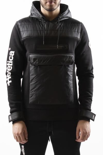Blouson à capuche sportswear              title=