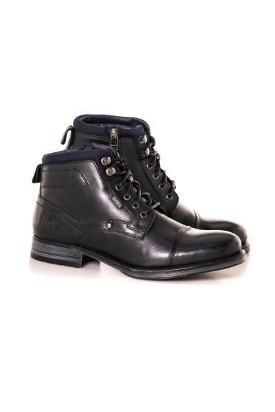 herren Boots/stiefel kaporal shoes ISKA NOIR              title=