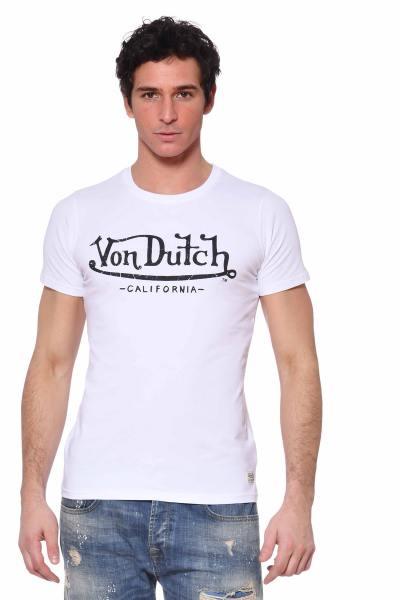 Tshirt blanc homme