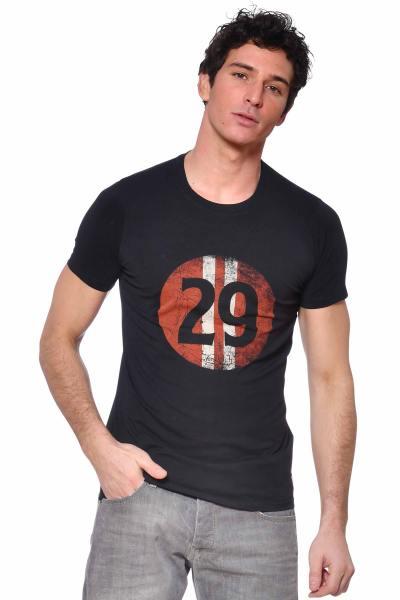 Tee-shirt homme 29 noir