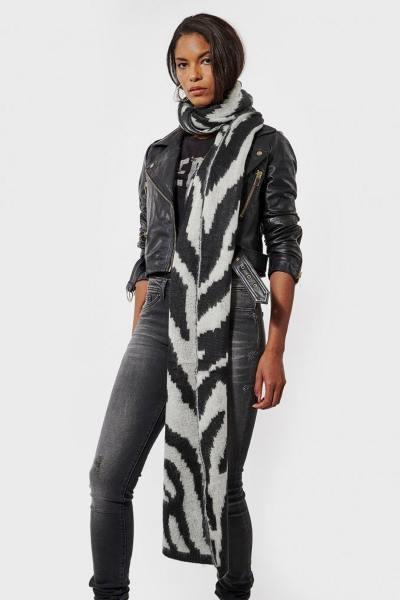 Langer Zebra-Schal              title=