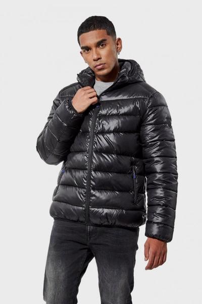 Jacke aus recyceltem Polyester für Männer              title=