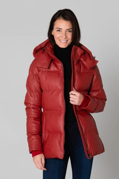 Jacke Sportbekleidung chic rot