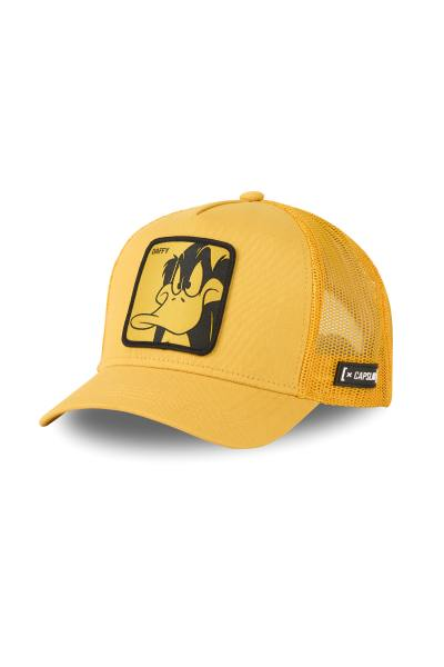 Casquette jaune Daffy Duck