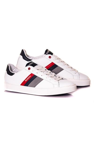 Sneakers blanches homme