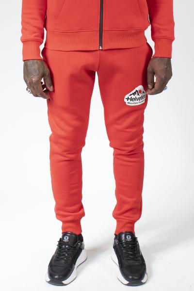 Rote Sportswear-Hose