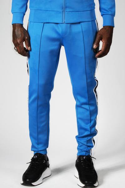 Azurblaue Jogginghose