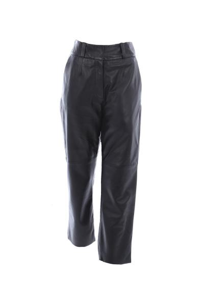 Pantalon Femme Oakwood en Cuir