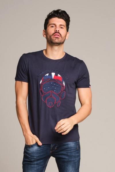 Patrouille de France blau t-shirt