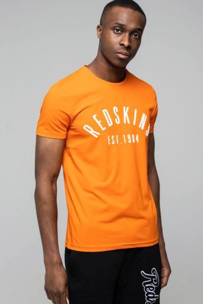 Tee-shirt sportswear orange