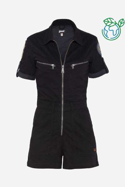 Combi-kurzer Stil Army noire