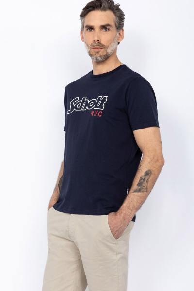 T-shirt Schott 90's