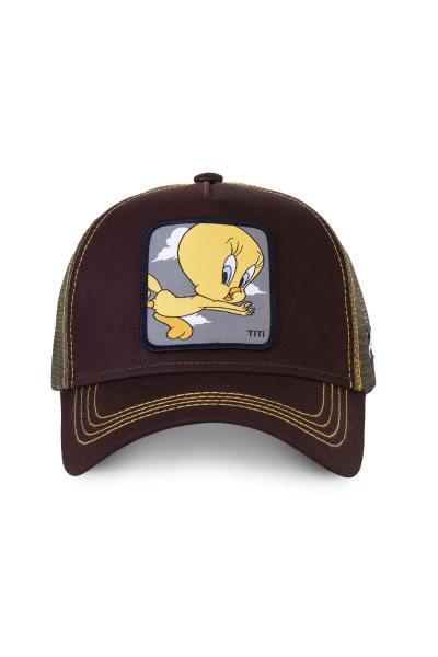 Braune Mütze Tweety looney tunes
