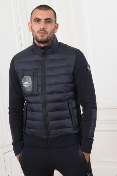 Jacke Mann Sportswear marineblau
