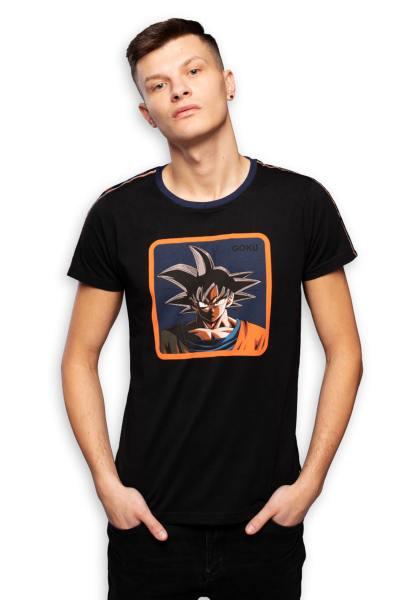 T-shirt noir Goku DBZ