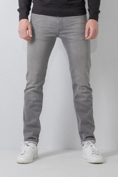 Hellgraue Slim Fit-Jeans für Männer