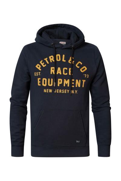 Herren-Kapuzensweatshirt mit Fronttasche