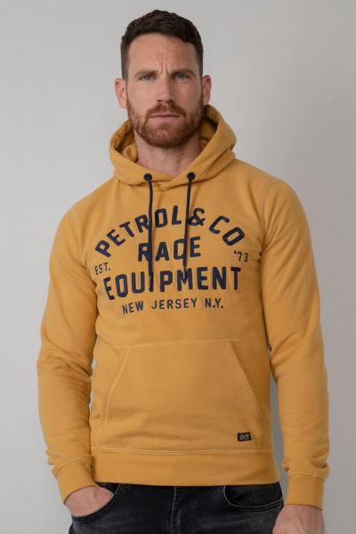 Gelbes Sweatshirt für Männer