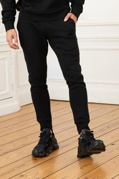 Schwarze Jogginghose für Männer
