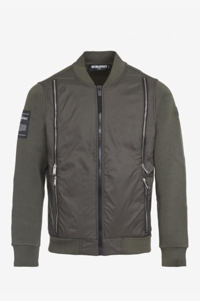 Teddy Sportswear Jacke khaki