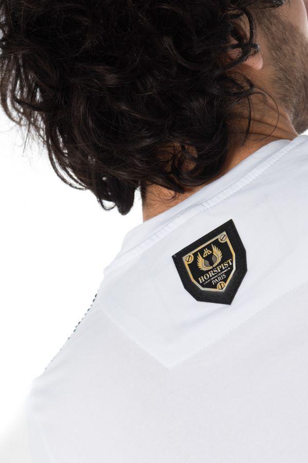 Tee Shirt Homme horspist JAMES M500 WHITE
