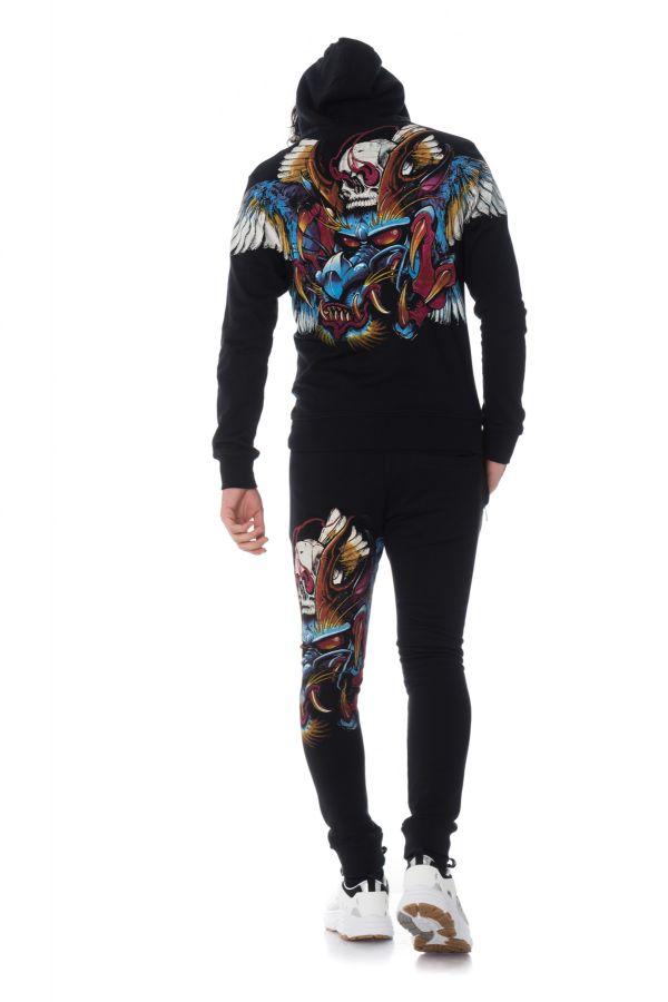 Pantalon Homme Horspist COXJOGG M307 BLACK