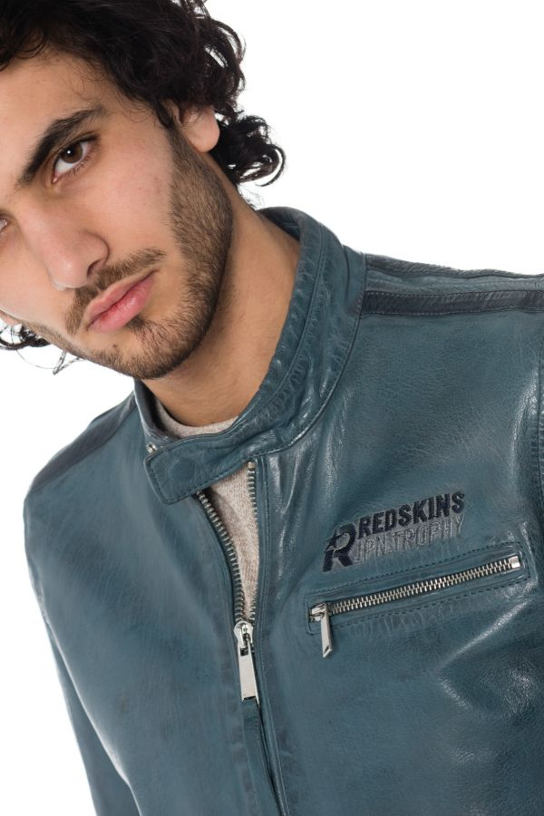 Blouson Homme Redskins CARDIFF EARLEY BLUE NAVY