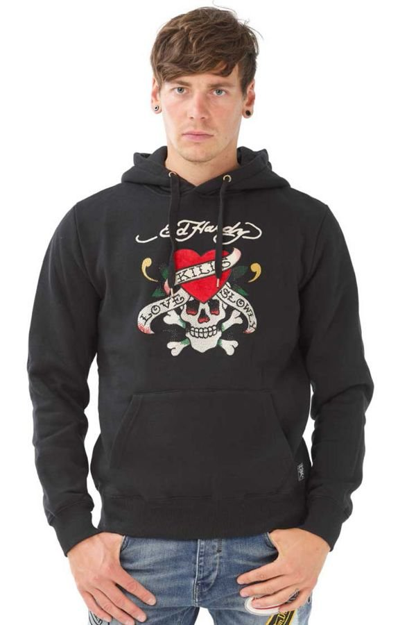 Pull/sweatshirt Homme Ed Hardy SWEAT SKU NR