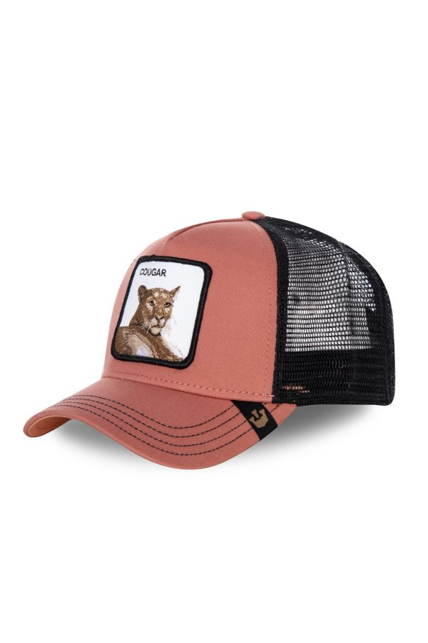 Casquette Homme Goorin Bros CASQUETTE COUGAR CORAL